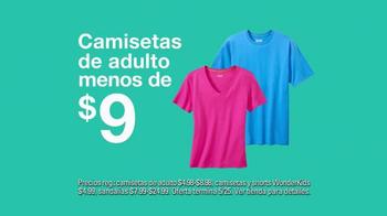 Kmart Venta de Memorial Day TV Spot, 'Camisetas y sandalias' [Spanish] - Thumbnail 4