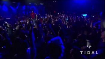 TIDAL TV Spot, 'Pump Up the Volume' Song by Eric B. and Rakim - Thumbnail 7