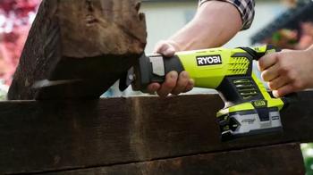 Ryobi TV Spot, 'Home Depot Ryobi Days: Get Your Hands On Ryobi'
