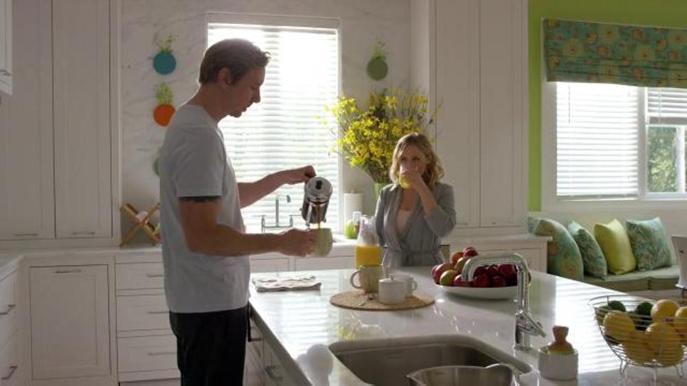 Samsung Home Appliances TV Commercial, 'Crushing Dinner Parties' Ft. Kristen Bell