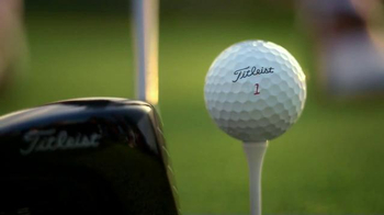 Titleist Pro V1 and Pro V1X TV Spot, 'Pros: What Ball Are You Playing?' - Thumbnail 8