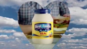 Best Foods Real Mayonnaise TV Spot, 'Tweet: Heaven in a Jar' - Thumbnail 9