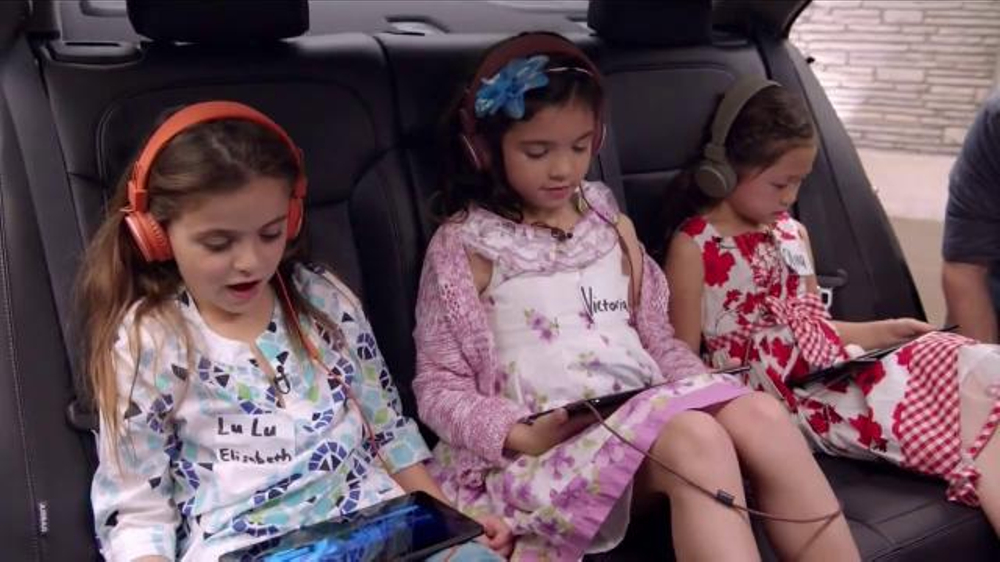 Chevrolet Malibu 4G LTE WiFi TV Commercial, 'In-Car ...