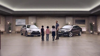 Chevrolet Malibu 4G LTE WiFi TV Spot, 'In-Car Entertainment' - Thumbnail 1