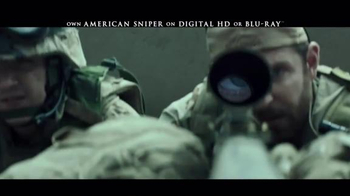 American Sniper Digital HD and Blu-ray TV Spot - Thumbnail 9