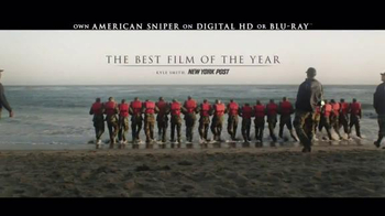 American Sniper Digital HD and Blu-ray TV Spot - Thumbnail 8