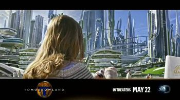 Tomorrowland, 'Discovery Channel Promo' - 21 commercial airings