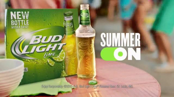 Bud Light Lime TV Spot, 'Drone Ball' Song by Outasight - Thumbnail 8