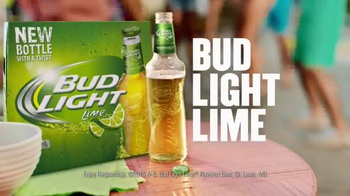 Bud Light Lime TV Spot, 'Drone Ball' Song by Outasight - Thumbnail 7