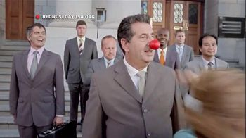 Walgreens Red Nose Day TV Spot, 'March of the Noses' - 2155 commercial airings
