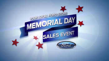 Ford Memorial Day Sales Event TV Spot, 'Too Many Balloons' - Thumbnail 2