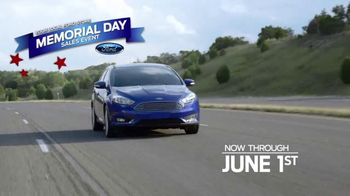 Ford Memorial Day Sales Event TV Spot, 'Too Many Balloons' - Thumbnail 4