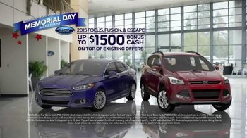 Ford Memorial Day Sales Event TV Spot, 'Too Many Balloons' - Thumbnail 5