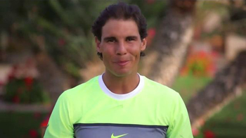 Babolat Play TV Spot, 'Prepare' Featuring Rafael Nadal - 45 commercial airings