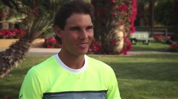 Babolat Play TV Spot, 'Prepare' Featuring Rafael Nadal - Thumbnail 3