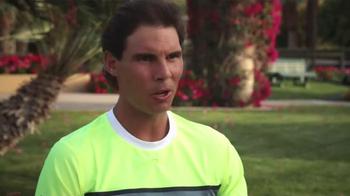 Babolat Play TV Spot, 'Prepare' Featuring Rafael Nadal - Thumbnail 4