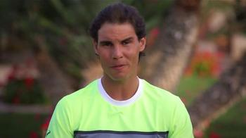 Babolat Play TV Spot, 'Prepare' Featuring Rafael Nadal - Thumbnail 5