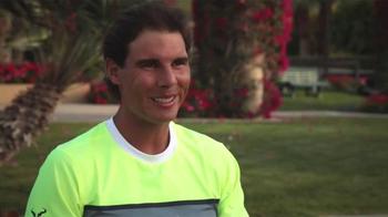 Babolat Play TV Spot, 'Prepare' Featuring Rafael Nadal - Thumbnail 7