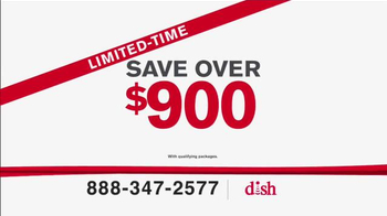 Dish Network TV Spot, 'Limited-Time Savings'