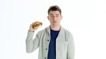 McDonald's Sirloin Third Pound Burger TV Spot, 'Crying' Ft. Max Greenfield - Thumbnail 3