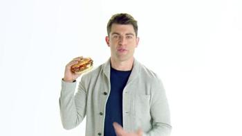 McDonald's Sirloin Third Pound Burger TV Spot, 'Crying' Ft. Max Greenfield - Thumbnail 4