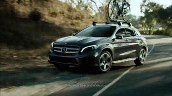 2015 Mercedes-Benz GLA 250 TV Spot, '100 Percent' - Thumbnail 3
