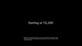 2015 Mercedes-Benz GLA 250 TV Spot, '100 Percent' - Thumbnail 8