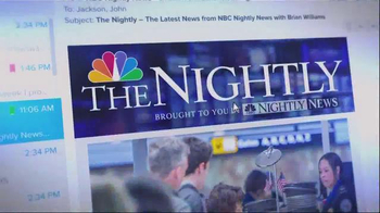 NightlyNews.com TV Spot