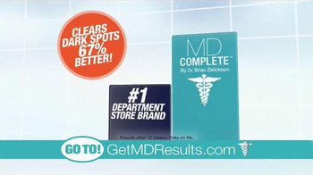 MD Complete Anti-Aging Kit TV Spot, 'The Results Are In' - Thumbnail 5