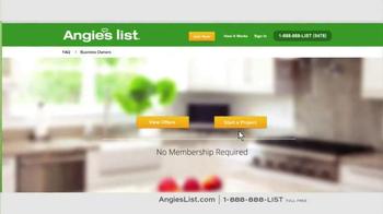 Angie's List TV Spot, 'New Kitchen' - Thumbnail 5
