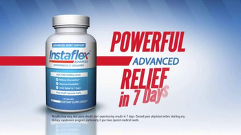 Instaflex Advanced TV Spot, 'Relief in Seven Days' - Thumbnail 3