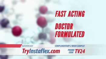 Instaflex Advanced TV Spot, 'Relief in Seven Days' - Thumbnail 5