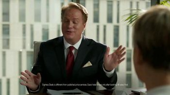 Priceline.com TV Spot, 'First Negotiation' Ft. Kaley Cuoco, William Shatner - Thumbnail 4