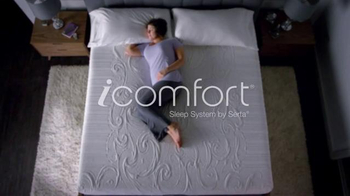 Serta iComfort Sleep System TV Spot, 'Nudist' - Thumbnail 7