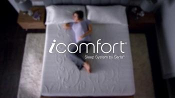 Serta iComfort Sleep System TV Spot, 'Nudist' - Thumbnail 8