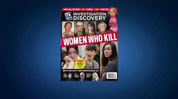 Investigation Discovery Magazine TV Spot, 'Women Who Kill' - Thumbnail 10