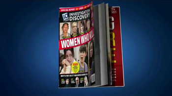 Investigation Discovery Magazine TV Spot, 'Women Who Kill' - Thumbnail 5