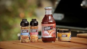 Weber Sauces & Seasonings TV Spot, 'Grilling Season' - Thumbnail 10