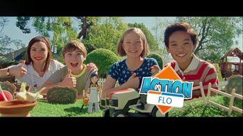 Progressive TV Spot, 'Action Flo'