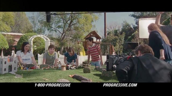 Progressive TV Spot, 'Action Flo' - Thumbnail 8