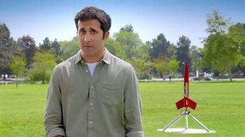 Frontier Communications FiOS TV Spot, 'Balloon vs. Rocket' - 146 commercial airings