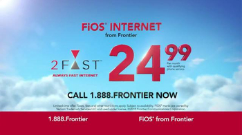 Frontier Communications FiOS TV Spot, 'Balloon vs. Rocket' - Thumbnail 8