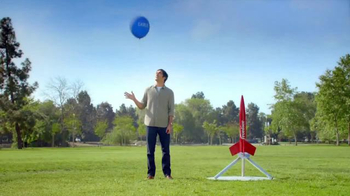 Frontier Communications FiOS TV Spot, 'Balloon vs. Rocket' - Thumbnail 2