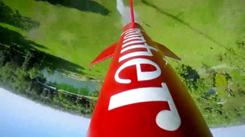 Frontier Communications FiOS TV Spot, 'Balloon vs. Rocket' - Thumbnail 4