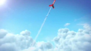 Frontier Communications FiOS TV Spot, 'Balloon vs. Rocket' - Thumbnail 5