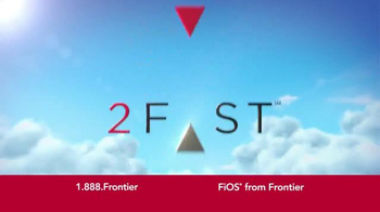 Frontier Communications FiOS TV Spot, 'Balloon vs. Rocket' - Thumbnail 6