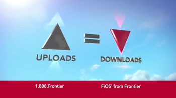 Frontier Communications FiOS TV Spot, 'Balloon vs. Rocket' - Thumbnail 7