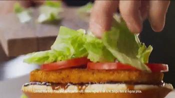 Burger King Teriyaki Original Chicken Sandwich TV Spot, 'This is It' - Thumbnail 4