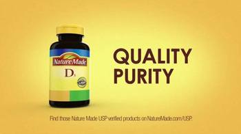 Nature Made TV Spot, 'Quality and Purity'