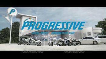 Progressive Motorcyle TV Spot, 'Super Diner' - Thumbnail 10